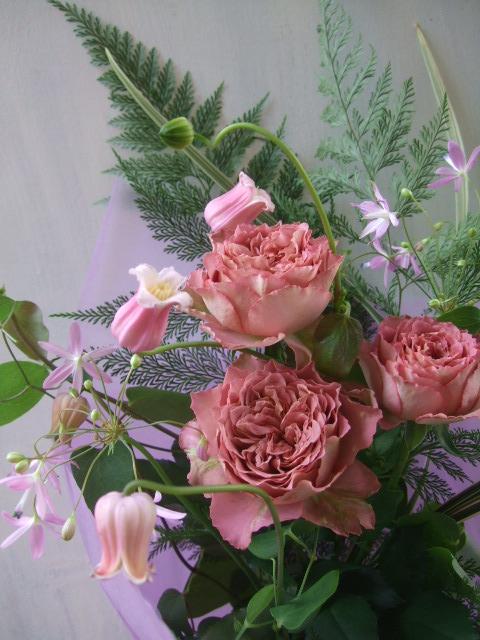 オークリーフ(バラの花束)_f0049672_18125544.jpg