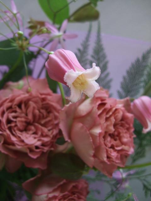 オークリーフ(バラの花束)_f0049672_1813759.jpg