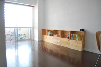 ■寝室のヘッドボードの作り方!■_e0132392_1052687.jpg