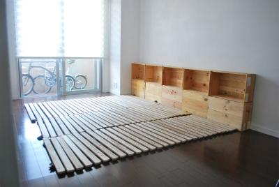 ■寝室のヘッドボードの作り方!■_e0132392_105486.jpg