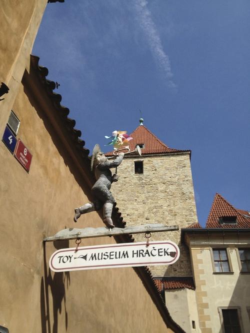 Czech 3 塔からの眺めとマーケット_a0229904_17463477.jpg