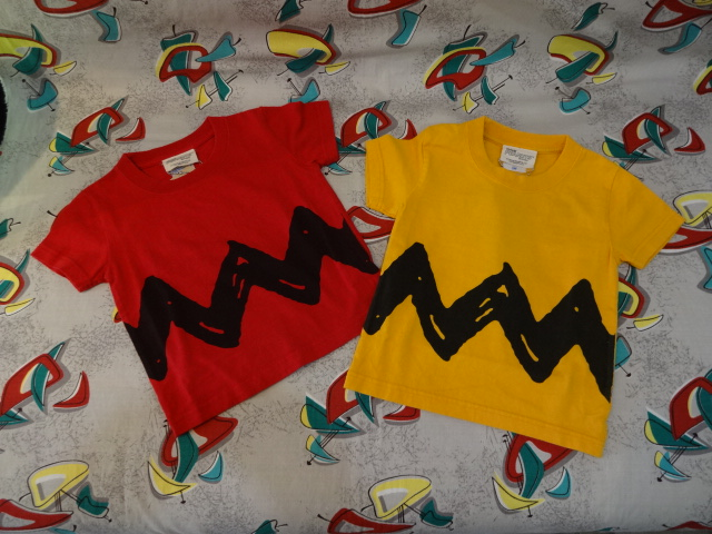 "CHARLIE BROWN"" T-SHIRTS _c0289919_14261390.jpg"