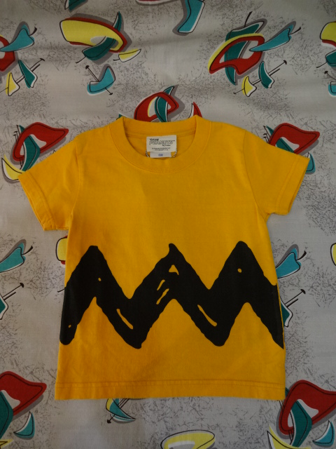 "CHARLIE BROWN"" T-SHIRTS _c0289919_1426232.jpg"