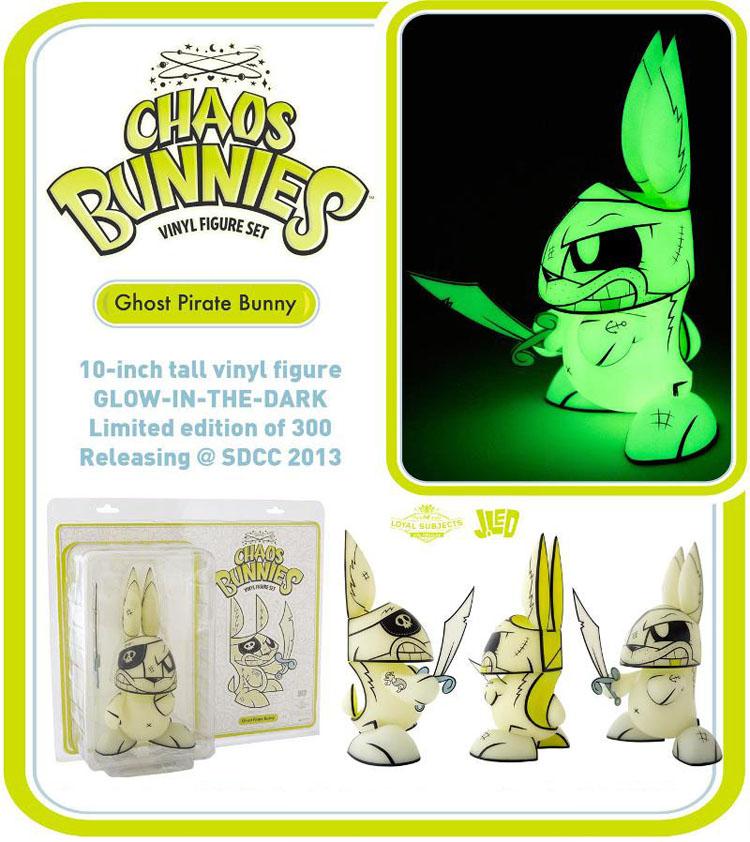 Ghost Pirate Bunny by Joe Ledbetter_e0118156_145595.jpg
