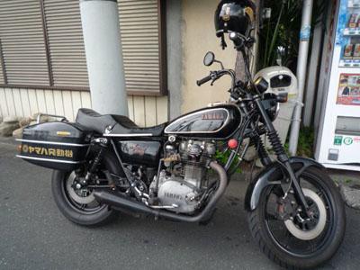 本日のバイク!!_f0194657_1924912.jpg