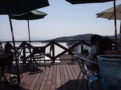forza cafe (フォルツァカフェ)  牛窓    瀬戸内散歩・岡山 ⑥_d0083265_15343755.jpg