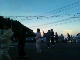 盆踊り 緑の園_d0230676_17224765.jpg