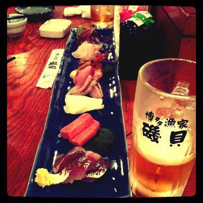 福岡の海の幸うまかー♫_a0133078_20514441.jpg