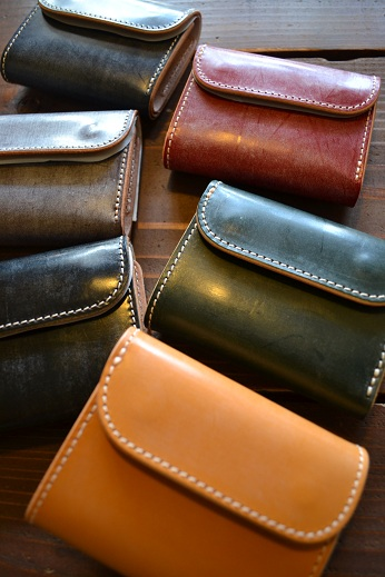 UK BRIDLE・MINI WALLET 再入荷_d0160378_18374195.jpg