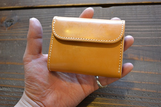 UK BRIDLE・MINI WALLET 再入荷_d0160378_1942413.jpg