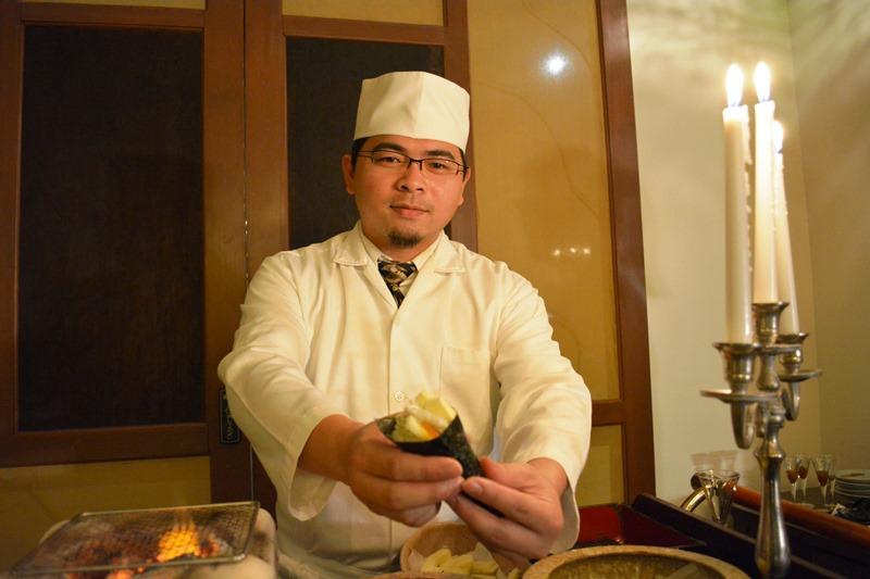食在有趣 台湾、美食めぐり⑦ 宜蘭の隠れ家ダイニング、掌上明珠でディナー_b0053082_0561142.jpg