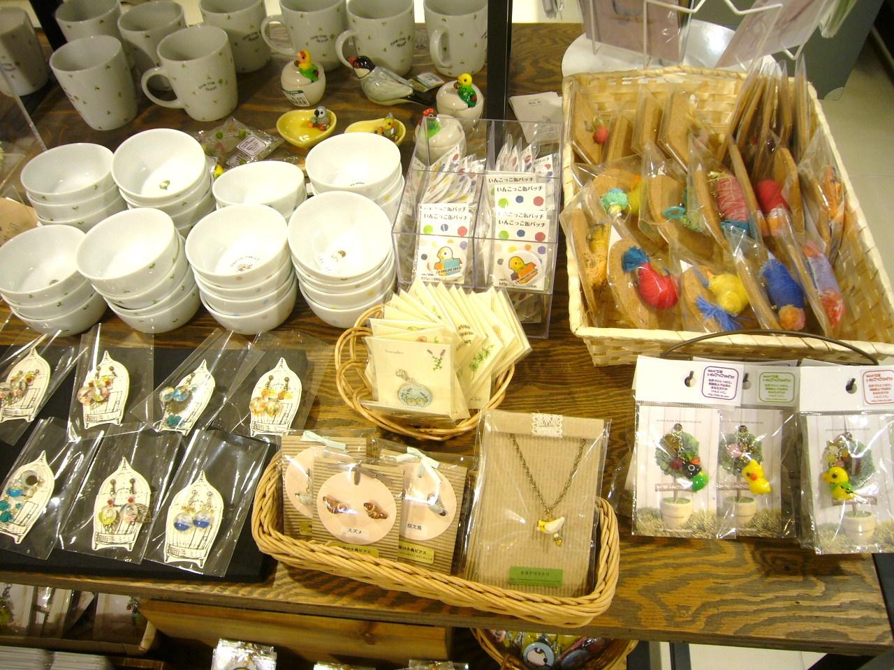 インコと鳥の雑貨展、いろいろご紹介その1、新作情報_d0322493_929958.jpg