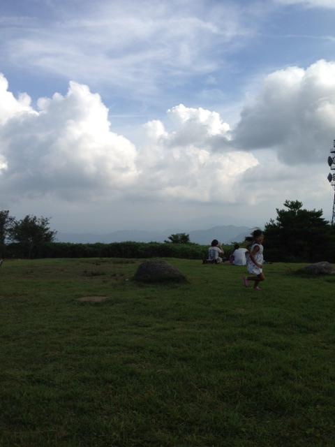 避暑地最高!in茶臼山高原!(^^)!_c0213517_14183877.jpg