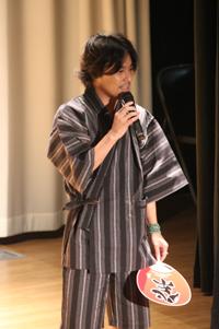 『吉野裕行「ギリギリアウト!?」』初イベントのレポートが届いたよ!_e0025035_11142918.jpg