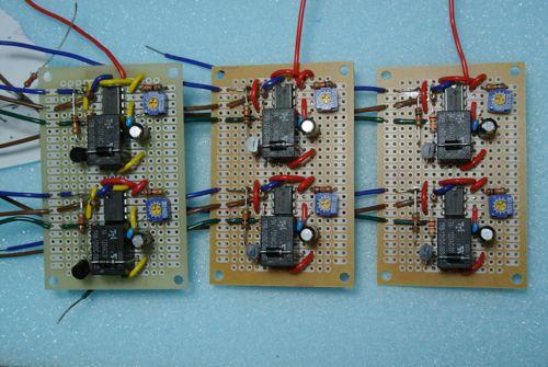 6接点自動点火装置完成近し_c0063348_631821.jpg