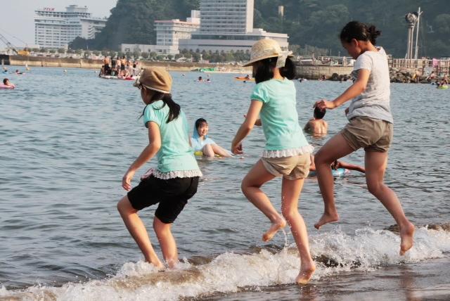夏休みと従姉妹と深海_f0113361_11393216.jpg