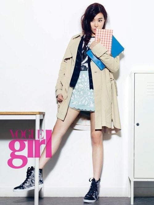 newest collection 85ed6 f3242 少女時代 ティファニー、ファッショングラビアで愛らしい ...
