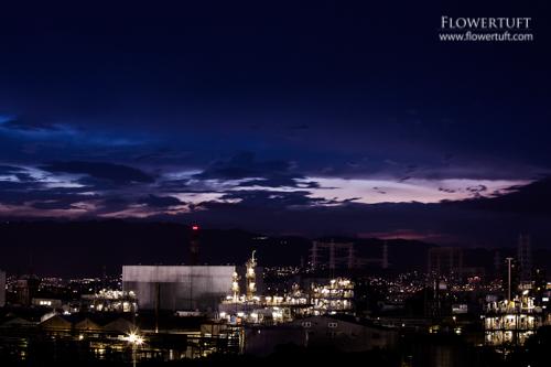 工場夜景★_c0137872_2227162.jpg