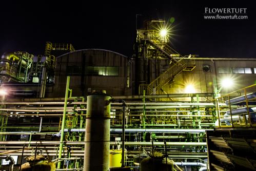工場夜景★_c0137872_2243298.jpg