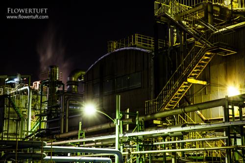 工場夜景★_c0137872_22464046.jpg