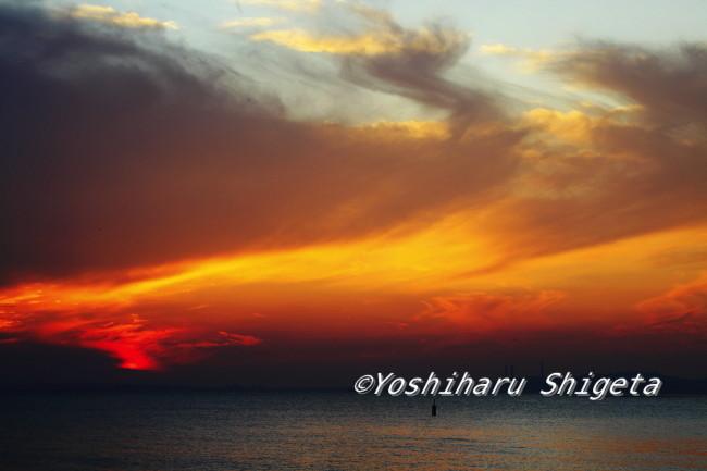 〜流るる雲〜_c0152400_550172.jpg