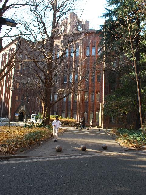 東京大学安田講堂(大正モダン建築探訪)_f0142606_18160100.jpg