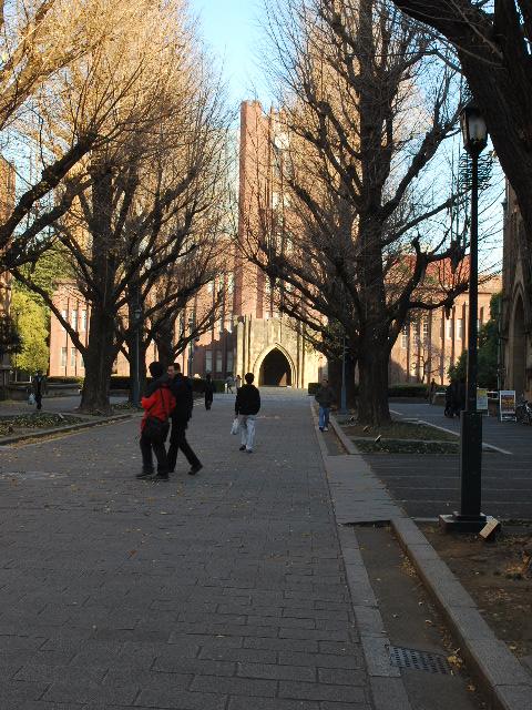 東京大学安田講堂(大正モダン建築探訪)_f0142606_18212335.jpg