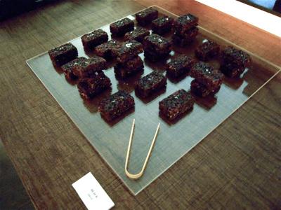 茶廊法邑 伊賀信 個展 報告 2「パーティー」_e0146210_11445857.jpg
