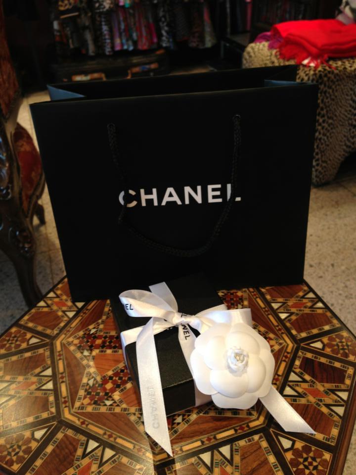 元美 さんからのお誕生日プレゼント:CHANELのブレスレット_f0215324_213163.jpg