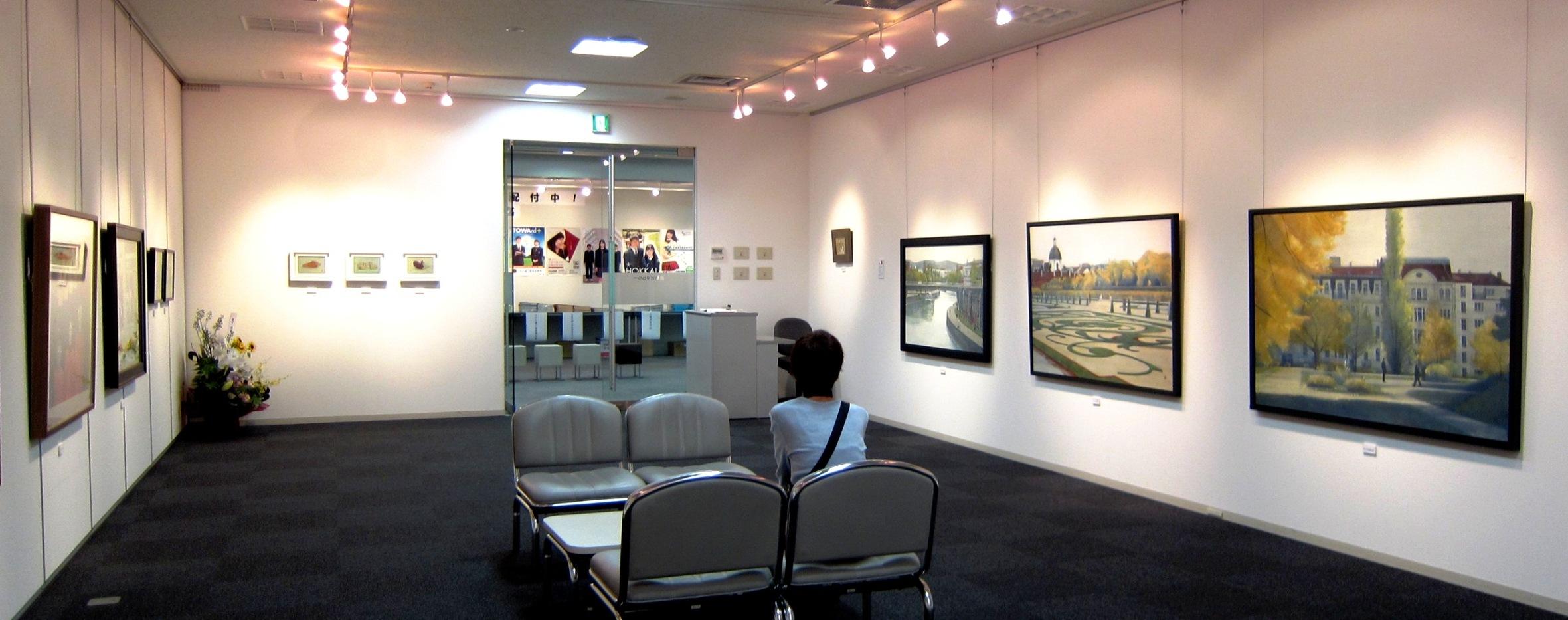 2165) 「伊藤洋子展」 道新g. 8月22日(木)~8月27日(火)_f0126829_20383961.jpg