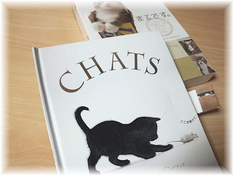 ネコの本。_c0080132_122512.jpg