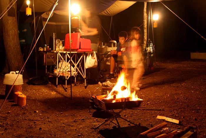 やっぱりキャンプは 汗と涙と笑顔 (2日目 ディナー編)_c0120834_17382679.jpg