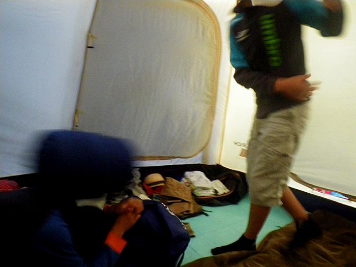 やっぱりキャンプは 汗と涙と笑顔 (3日目)_c0120834_18113191.jpg