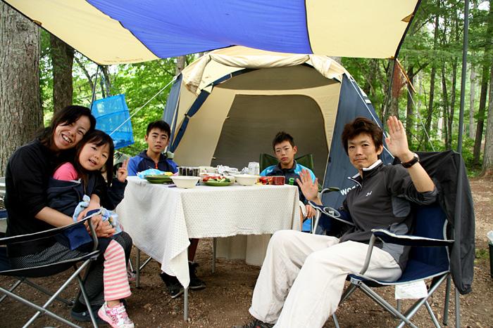 やっぱりキャンプは 汗と涙と笑顔 (3日目)_c0120834_1811489.jpg