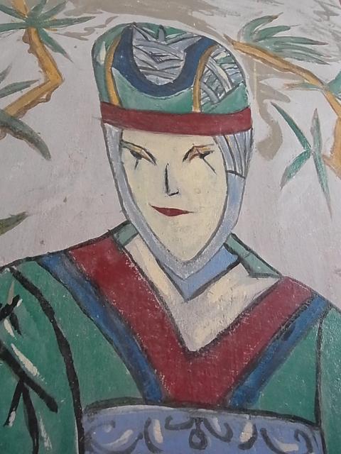 シノワズリ(chinoiserie/中国趣味の美術様式)の館にて……。_b0287748_3472729.jpg