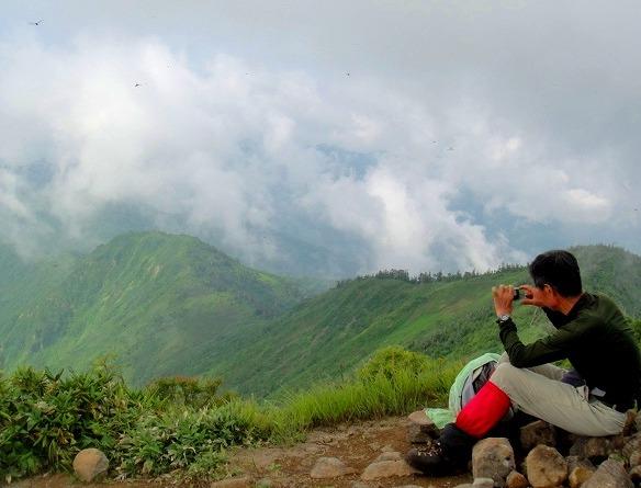 <2013年8月6~9日>越後の奥深き名峰(前編):奥只見の峻嶮峰「荒沢岳」_c0119160_15103419.jpg