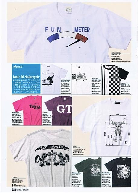 TRIFLE T-shirt on street bikers!_a0145275_19492982.jpg