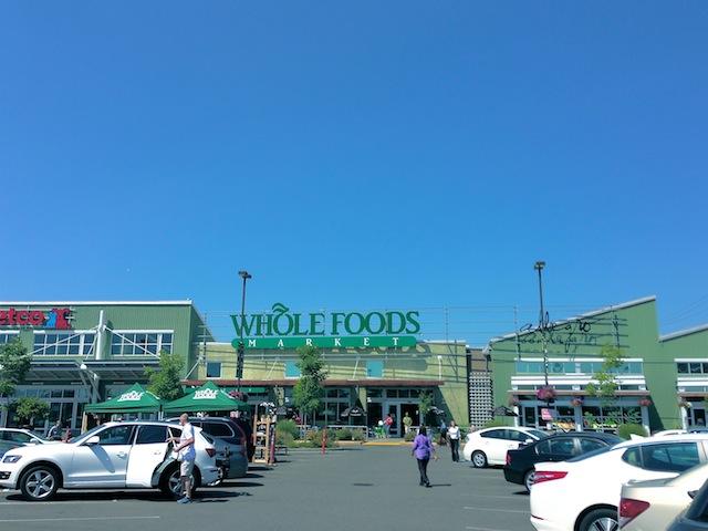 シアトルの旅:スーパーマーケット1_e0287190_18453927.jpg