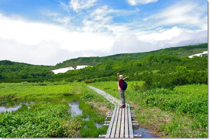 羅臼湖ハイキング!_f0179404_20433781.jpg