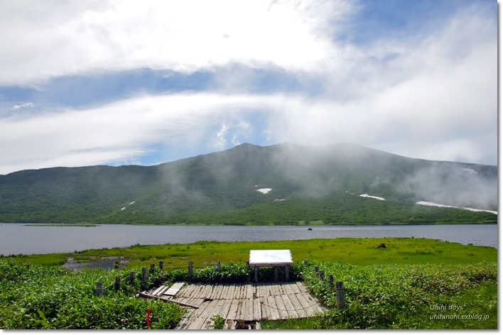 羅臼湖ハイキング!_f0179404_20455683.jpg