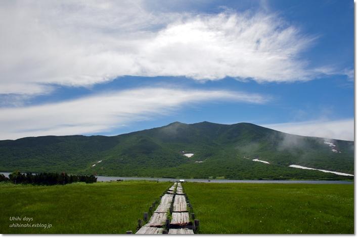 羅臼湖ハイキング!_f0179404_20461688.jpg