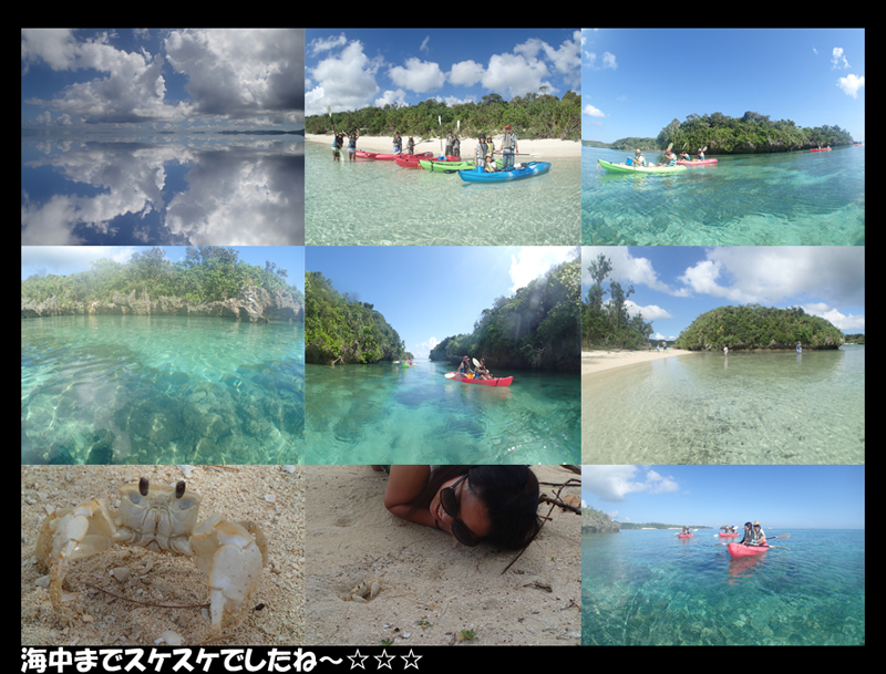 川平湾☆珊瑚礁☆マンタ_a0155606_2142619.jpg
