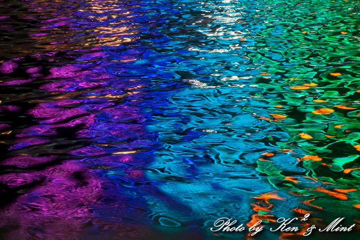 横浜 コスモワールドの夜景♪ 「クロスフィルター編」_e0218518_1822505.jpg