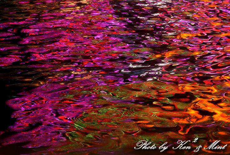 横浜 コスモワールドの夜景♪ 「クロスフィルター編」_e0218518_1827276.jpg