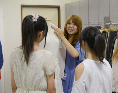 2013年8月24日、25日にNSCカレッジでは体験入学を開催 2_b0110019_126397.jpg