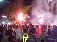 無病息災、家内安全、火難厄除け…がんがら火祭りは大賑わい_c0133422_0221055.jpg