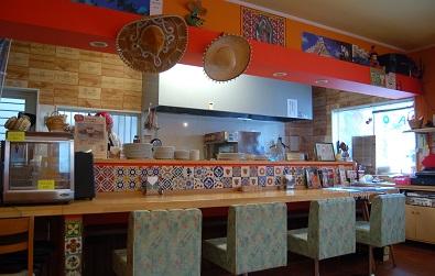 メキシコ料理店へ_e0071324_16384230.jpg