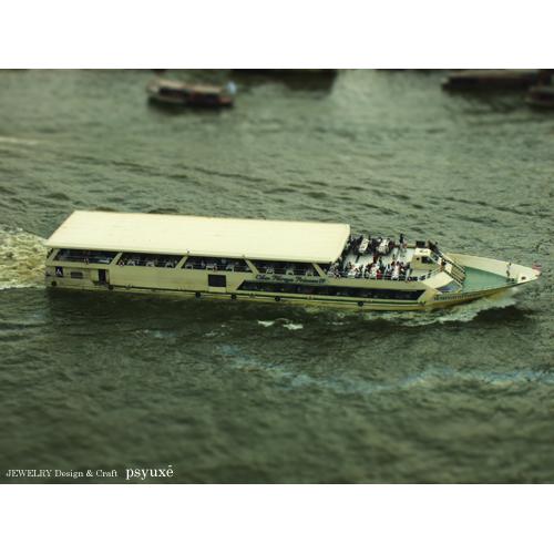 チャオプラヤー川をミニチュア・ジオラマ風で撮ってみる_e0131432_12215219.jpg