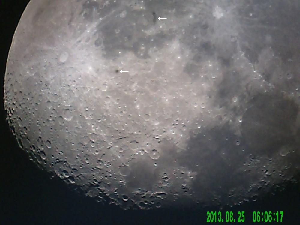 ケンコーデジアイピースKDE-20Dで月を撮ってみた_a0095470_14573539.jpg