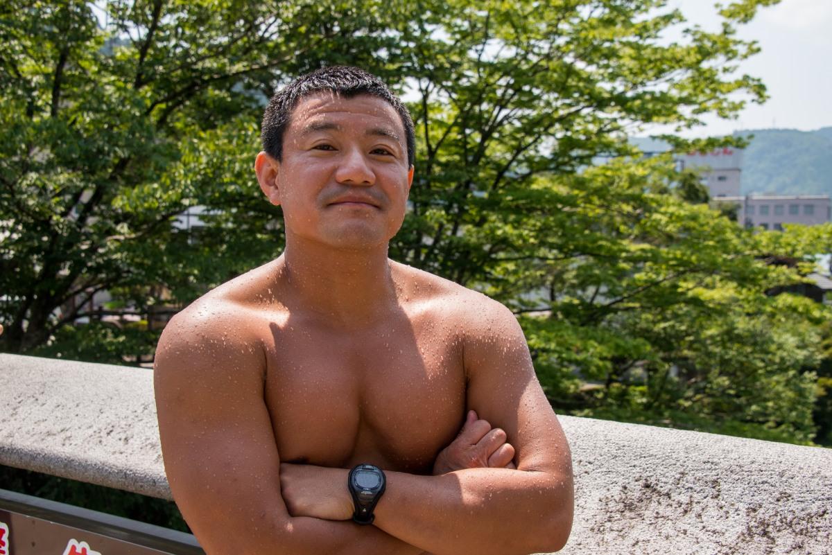 夏の郡上八幡 ☆川遊び編☆_e0223998_2255232.jpg